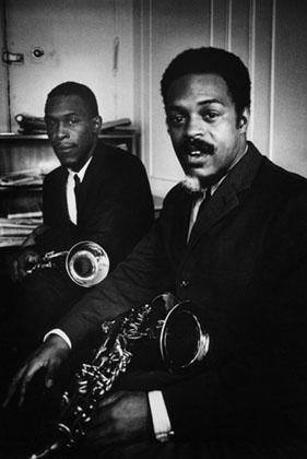 Proxección MY NAME IS ALBERT AYLER