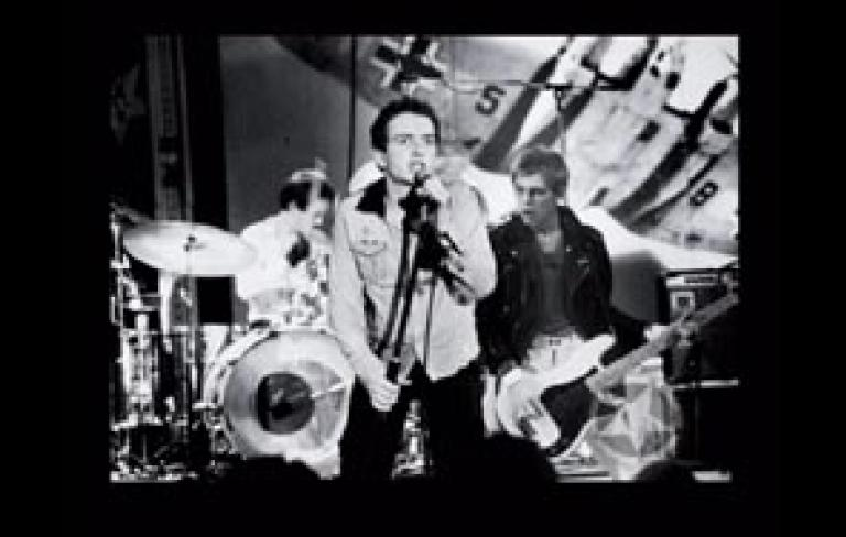 THE CLASH: WESTWAY TO THE WORLD
