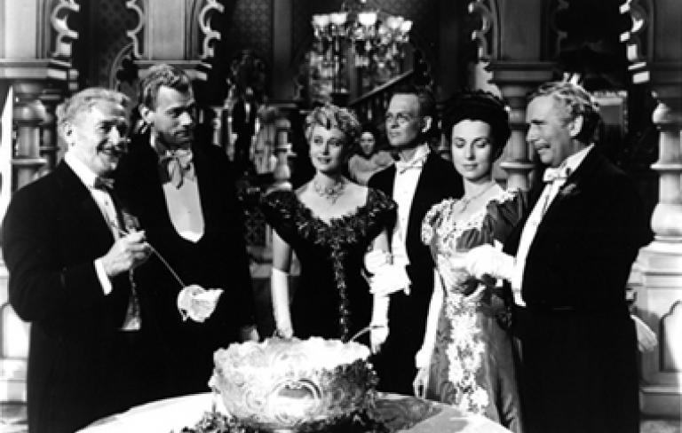 The Magnificent Ambersons / El cuarto mandamiento
