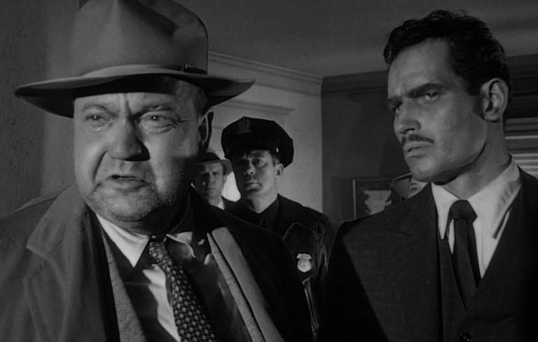 Touch of Evil / Sed de mal
