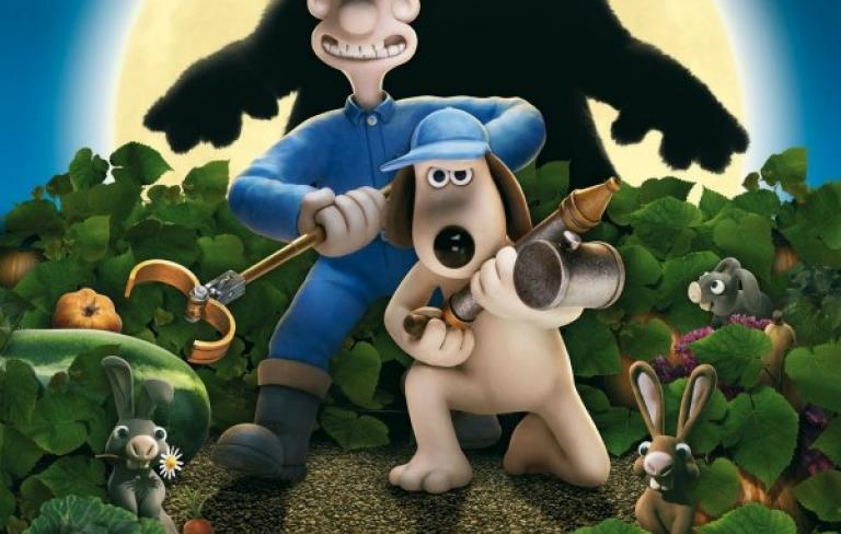 The curse of the were-rabbit/ Wallace & Gromit: la maldición de las verduras