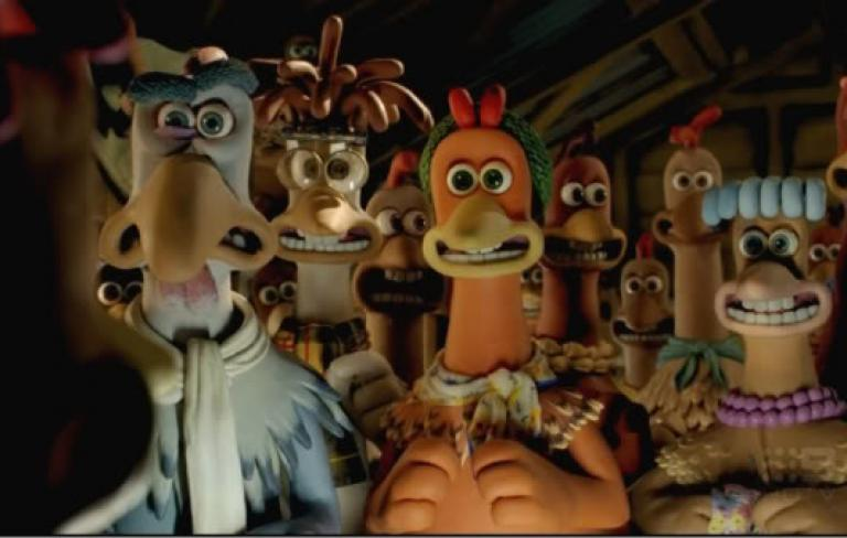 Chicken Run / Chicken Run: Evasión el la granja